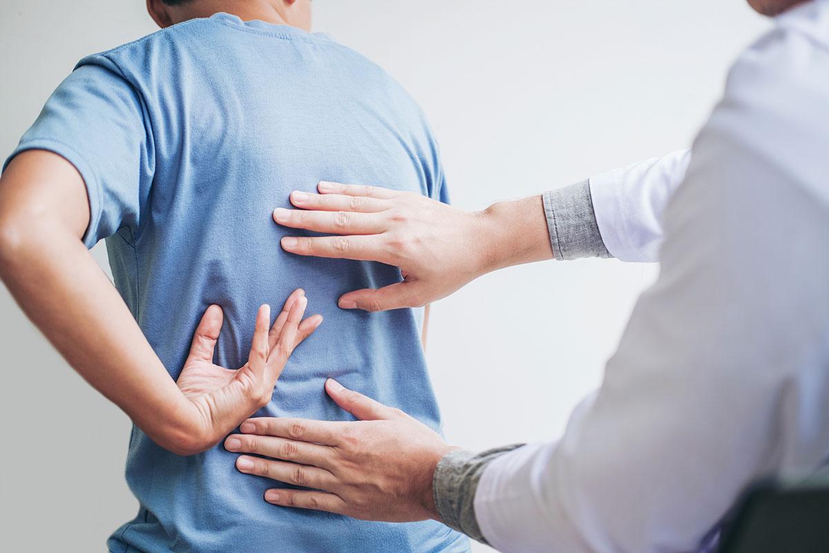 FDM Fasziendistorsionsmodell Schmerzbehandlung