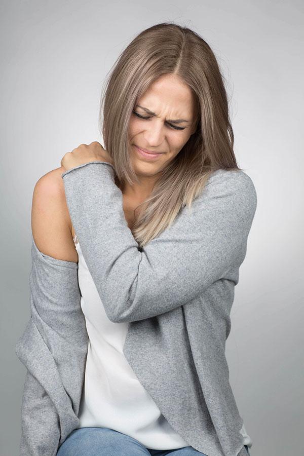 FDM Fasziendistorsionsmodell Schmerzgestik